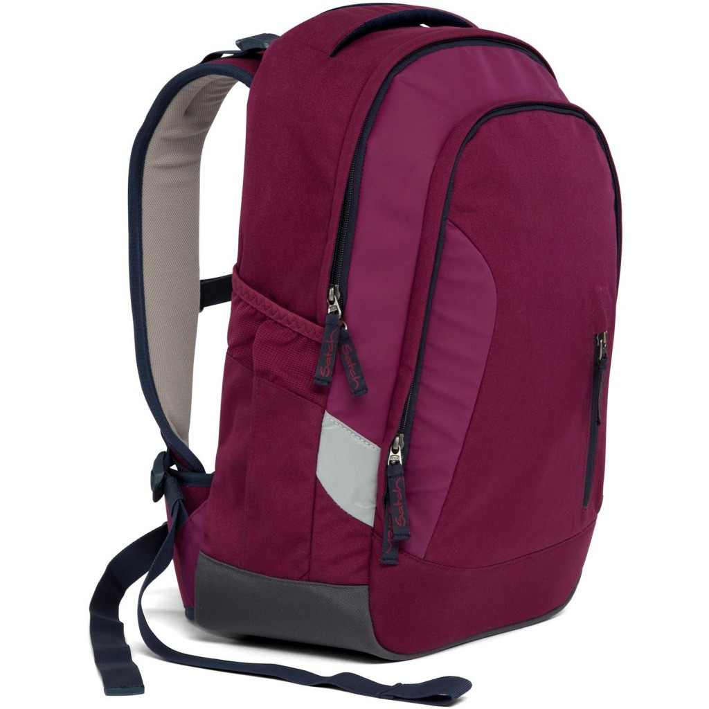 ergobag satch sleek pure purple
