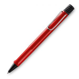 Kugelschreiber safari rot