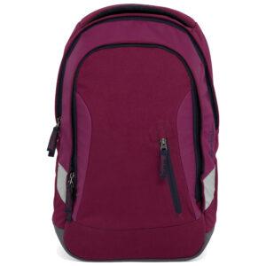 Satch Schulrucksack Sleek Pure Purple