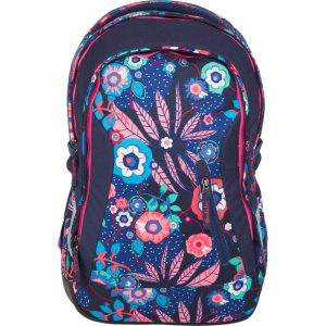 Satch Schulrucksack Sleek Cheeky Blue