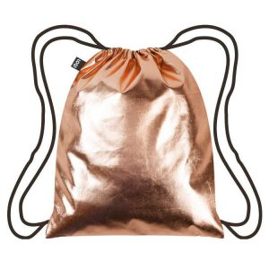 Backpack METALLIC Rose Gold