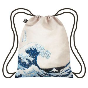Backpack HOKUSAI The Great Wave