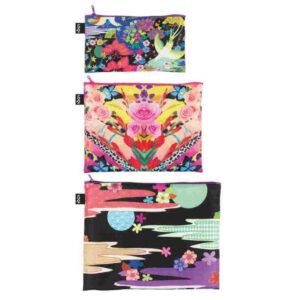 LOQI Zip Pockets SHINPEI NAITO