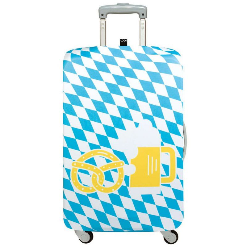 Kofferschutzhülle TRAVEL Pretzel