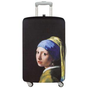 Kofferschutzhülle VERMEER Girl