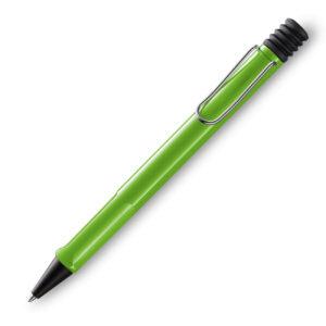 Kugelschreiber safari grün