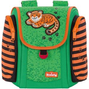 Scouty Minimega Vorschulranzen Tiger