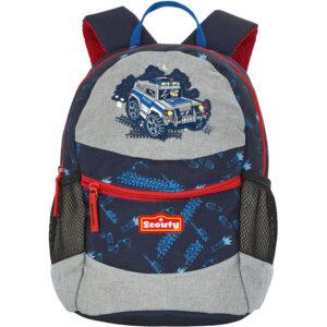 Scouty Rocky Kinderrucksack Supercop