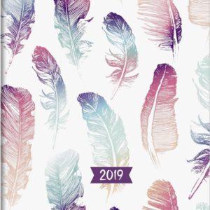 Buchkalender Federn Libri