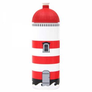 ISYbe Trinkflasche 750 Leuchtturm