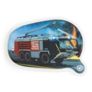 Klettie Feuerwehr