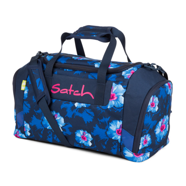 a9d8be75c2b4f Sporttasche Satch Waikiki Blue