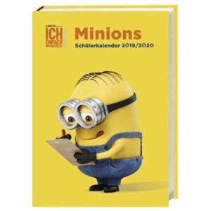 Minions Schuelerkalender