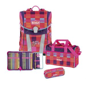 Scout Sunny Pink Rainbow Set