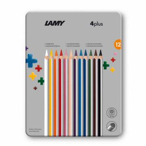 lamy 4plus 12 metall