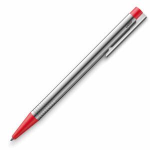 logo Kugelschreiber rot