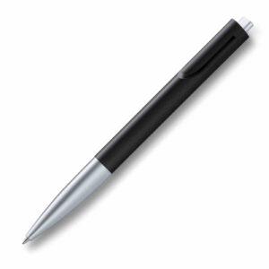 noto Kugelschreiber schwarz silber
