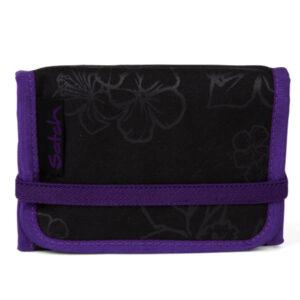 geldboerse purple hibiscus