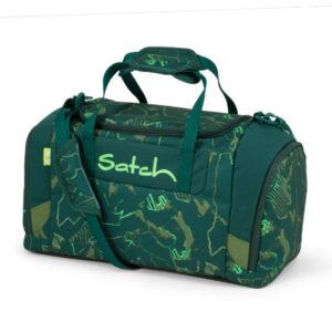 satch sporttasche green compass