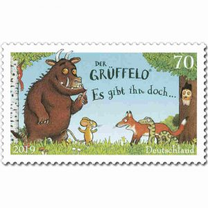 Briefmarke Grueffelo