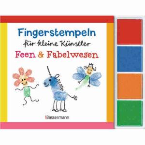 Fingerstempeln Feen