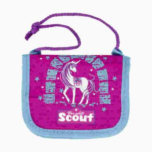 Scout Brustbeutel Lilac Unicorn