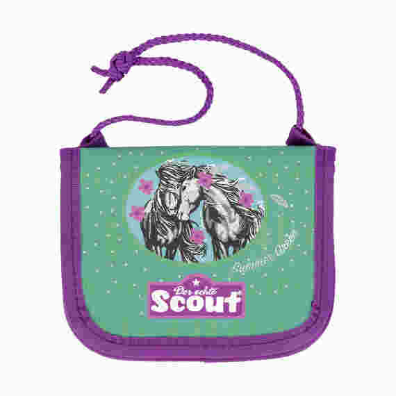 Scout Brustbeutel Summer Green