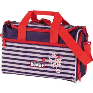 Sporttasche Happy Stripes