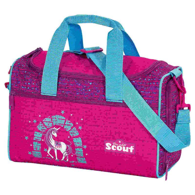 Sporttasche Lilac Unicorn