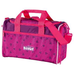 Sporttasche Pink Flowers