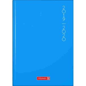 plain blue a5