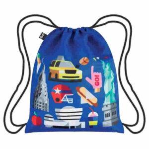 loqi backpack NewYork