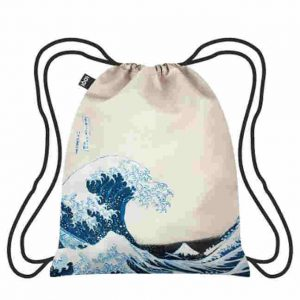 loqi backpack Wave