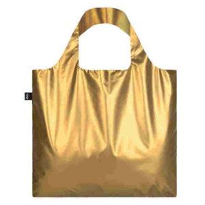 loqi tragetasche gold
