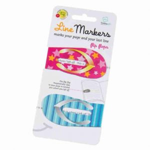 Line Markers flipflops