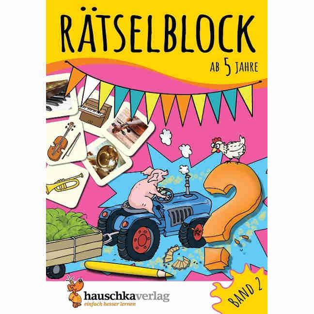 Raetselblock Band 2