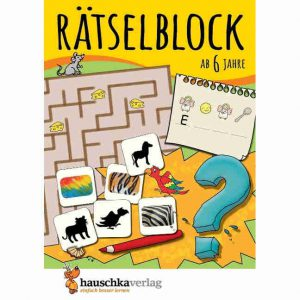 Raetselblock ab 6