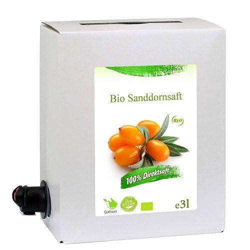 Bio-Sanddornsaft