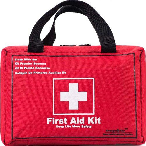 Erste Hilfe Verbandskasten