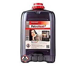 CAGO Petroleum Kanister, für eine saubere Verbrennung - 20 Liter