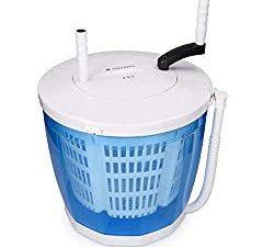 Navaris 2in1 Mini Waschmaschine und Wäscheschleuder