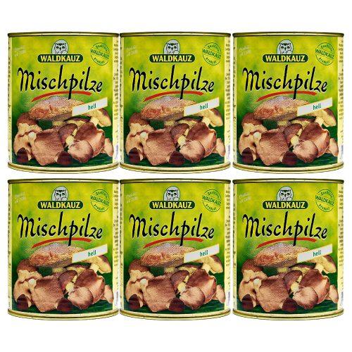 Mischpilze